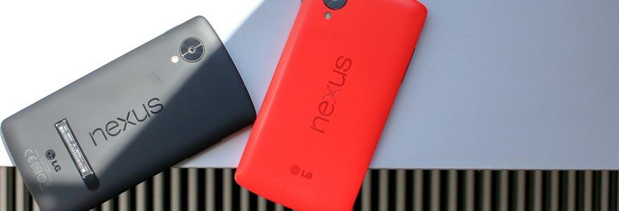 écran LG Nexus 5X