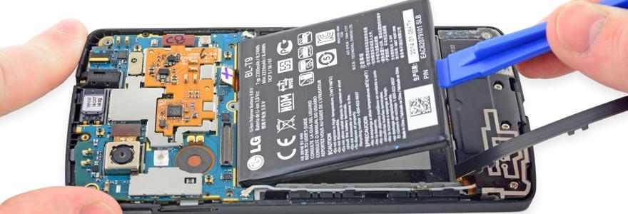 connecteur de charge LG G4
